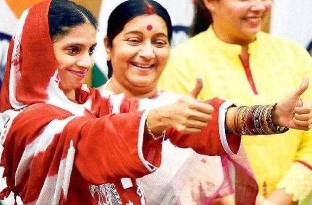 Kyunki betiyan sabki sanjhi hoti hain: 5 times when Sushma Swaraj