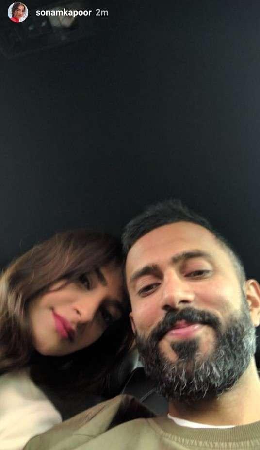 India Tv - Sonam Kapoor Instagram