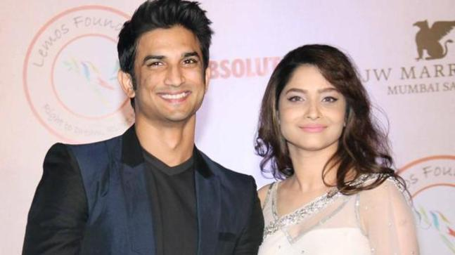 India Tv - Sushant Singh Rajput and Ankita Lokhande