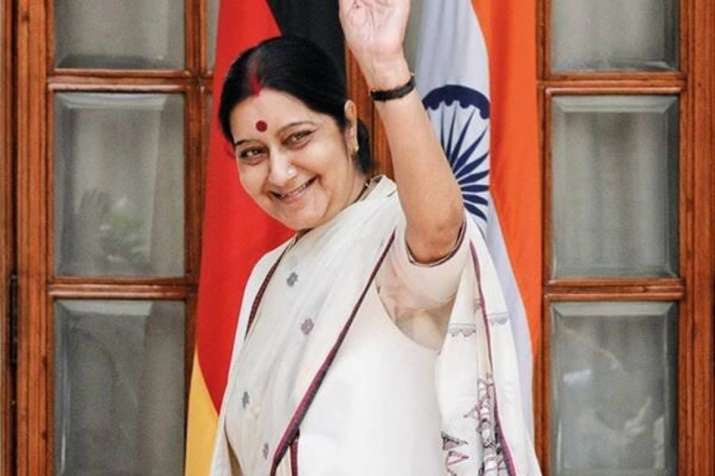 Sushma Swaraj and her tryst with Kannada | From the archives