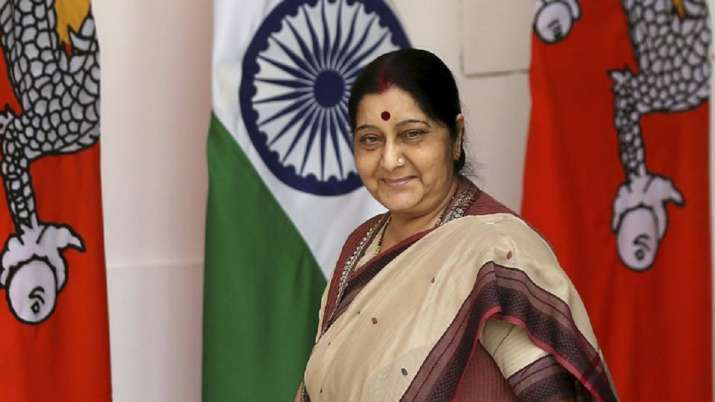BJP leaders condole death of Sushma Swaraj, remember her as