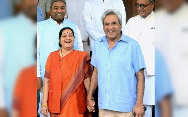 India Tv - When 1975 Emergency could not hold Sushma Swaraj's wedding with Swaraj Kaushal