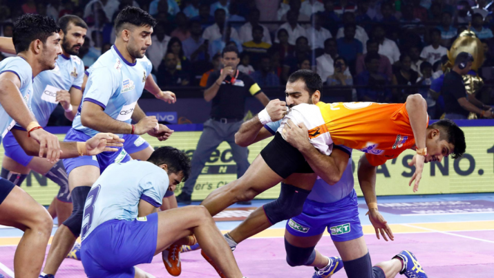 Tamil Thalaivas vs Jaipur Pink Panthers Live Streaming