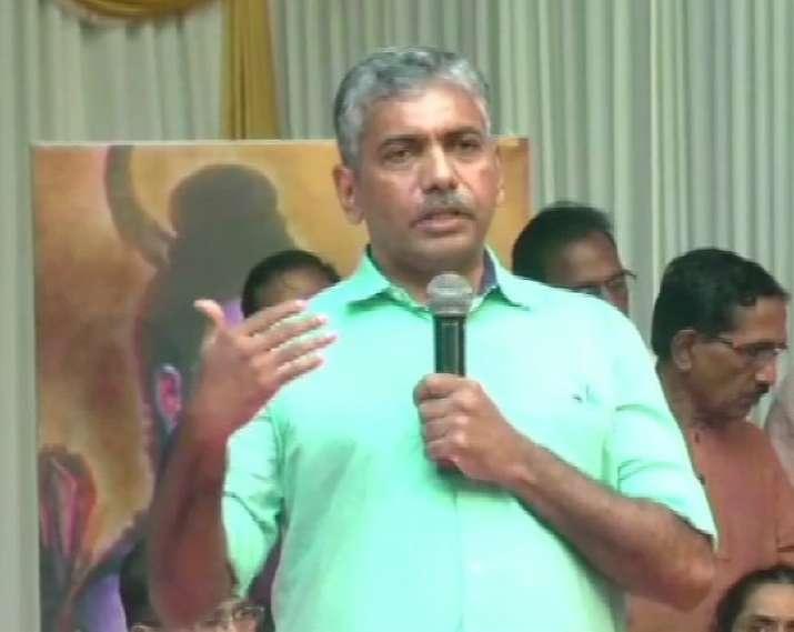 Chanting Jai Shri Ram is normal says suspended Kerala DGP