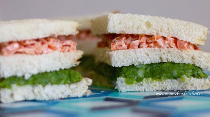 India Tv - Tricolour Sandwich