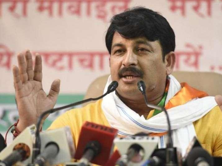 Delhi BJP chief Manoj Tiwari renews demand for NRC in