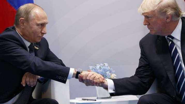 Russian PresidentVladimir