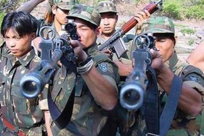 88 NLFT rebels surrender in Tripura