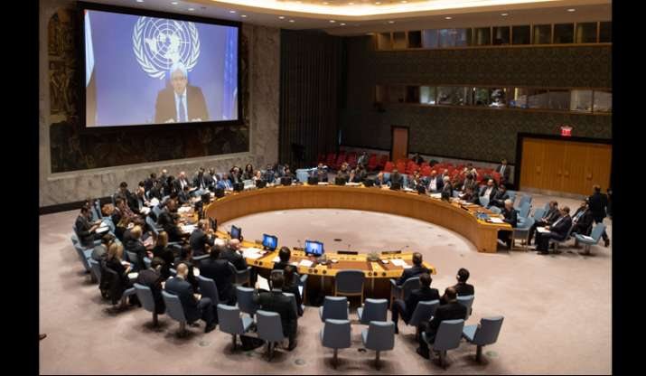 China asks for UNSC meeting to discuss Kashmir after