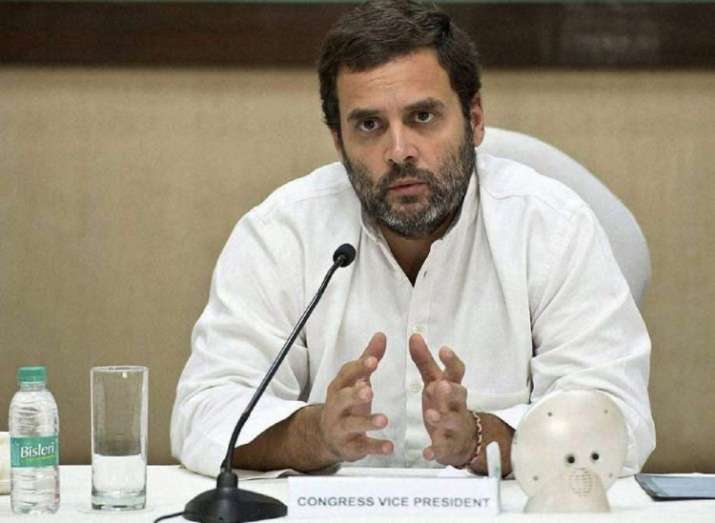 Early compensation and speedy rehabilitation needed: Rahul in Wayanad