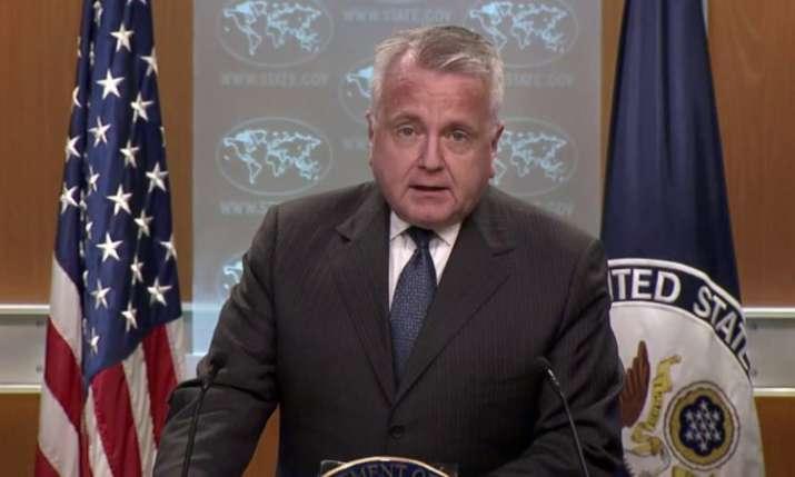 Top US diplomat visits Bhutan, calls for rule-based order