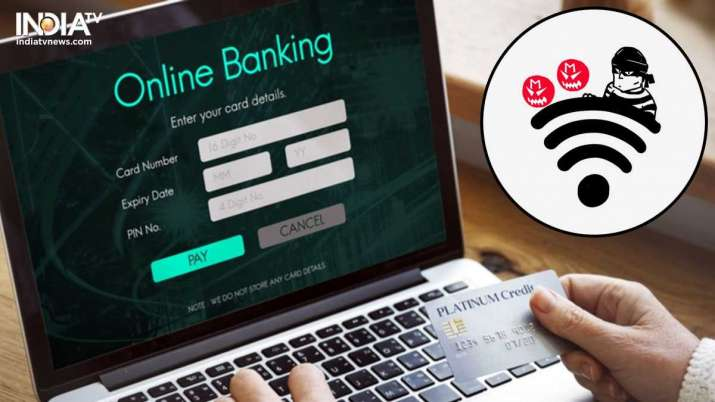 Do you use home Wi-Fi for online banking? Beware! Fraudster