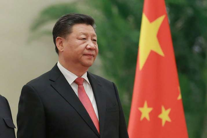 This is the first time that the Chinese government has