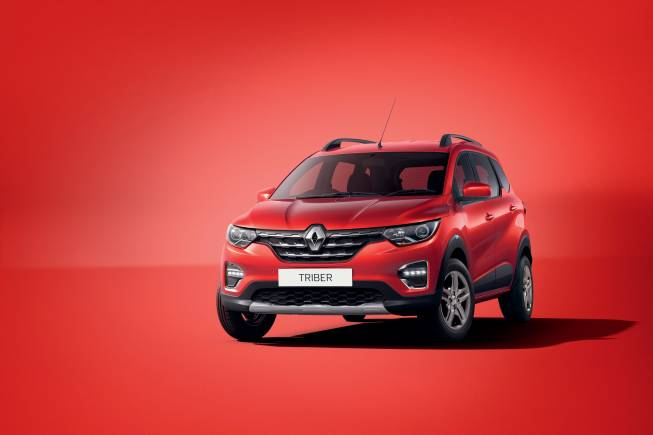 Renault launches Triber, seven seater priced up to Rs 6.49
