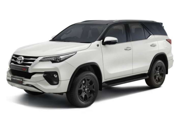 Toyota Fortuner TRD Celebratory Special Edition launched;