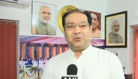 Uttar Pradesh cabinet minister Mohsin Raza