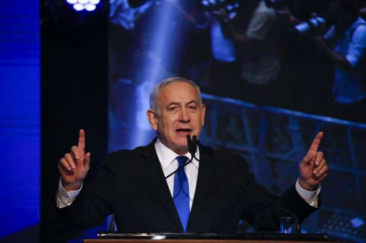 Latest news on Israel elections