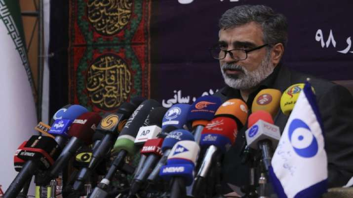 India Tv - Iran uses advanced centrifuges, threatens higher enrichment