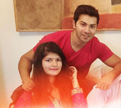 India Tv - Meet Varun Dhawan's beautiful niece Anjini Dhawan who is no less than a diva, see pics