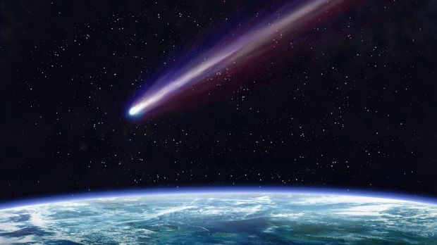 Newly spotted comet may be interstellar visitor