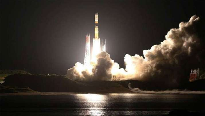 Japan launches world's biggest transport space ship