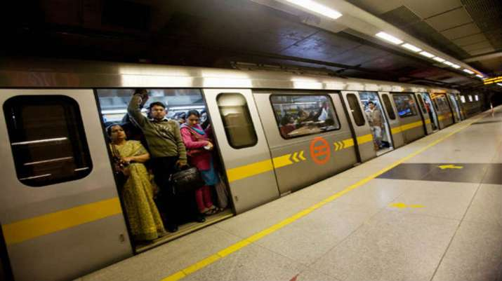 Woman commits suicide at the GTB Nagar Metro Station on