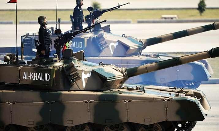 India Tv - Al-Khalid Tank