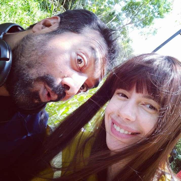 India Tv - Kalki Koechlin and ex-husband Anurag Kashyap