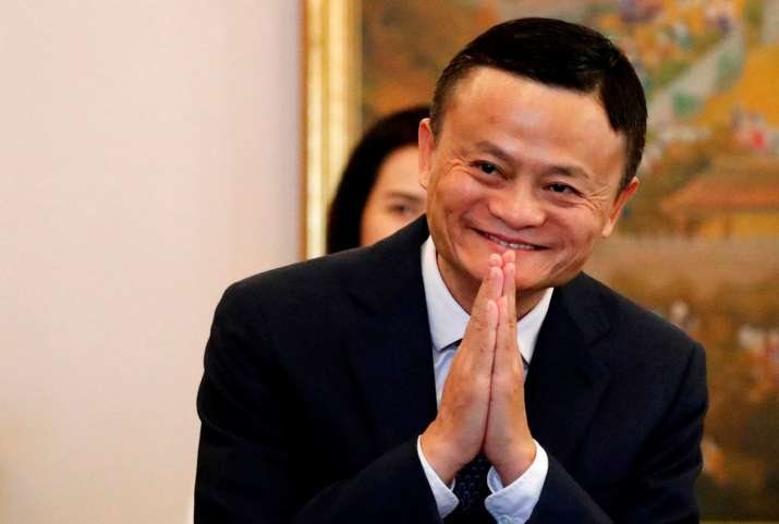 Jack Ma steps down as Alibaba's chairman on his 55th