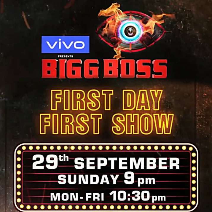 India Tv - Bigg Boss 13 premiere date and time