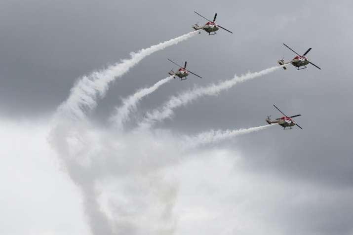 IAF to mark 87th anniversary with scintillating air display at Hindan base