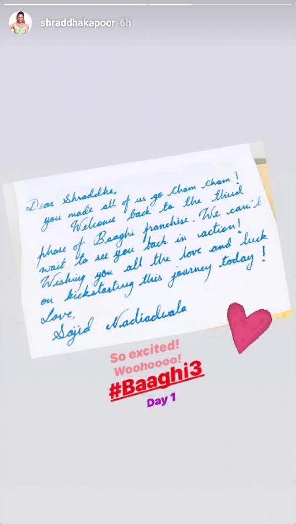 India Tv - Shraddha Kapoor Instagram