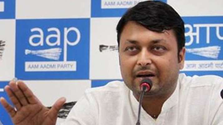 NCW receives complaint against AAP MLA for 'indecent'