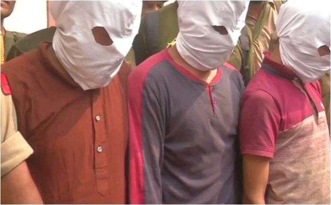 J&K Police arrests three terrorist near Jammu-Punjab Border
