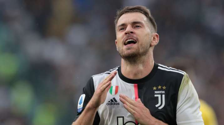 Serie A: Aaron Ramsey scores on league debut as Juventus secure comeback win