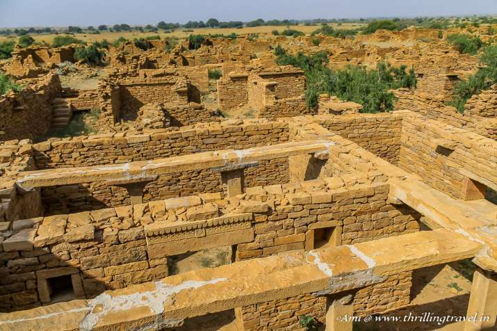 India Tv - Kuldhara village