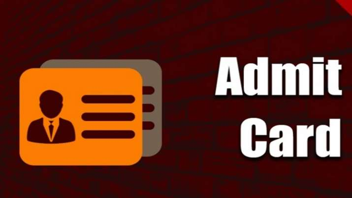 Image result for admit card