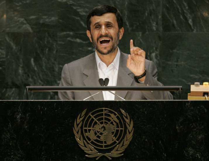 India Tv - Mahmoud Ahmadinejad