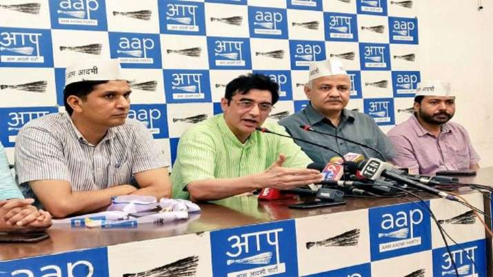 Ajoy Kumar, who joined the AAP after quitting the post of