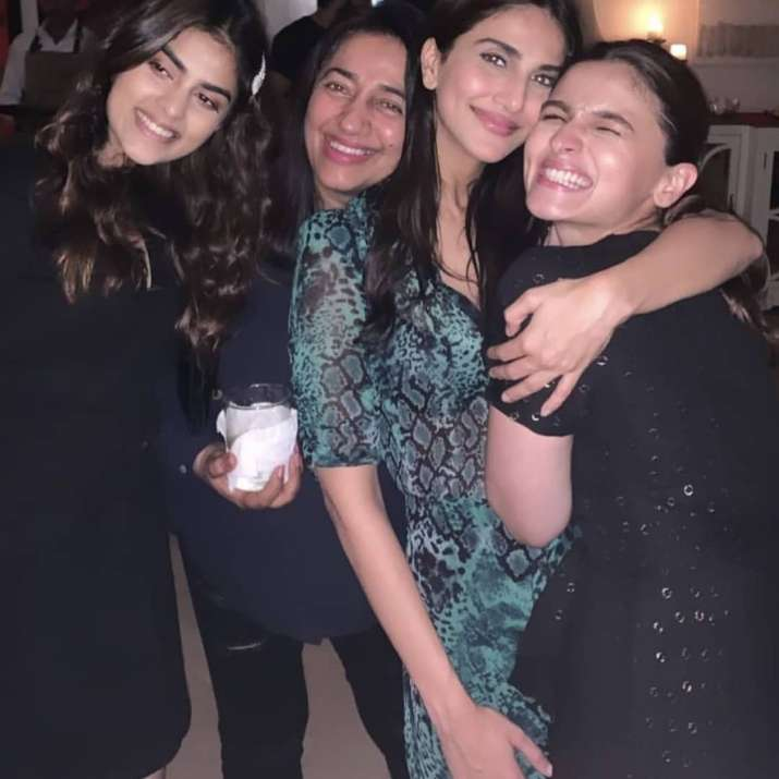India Tv - Akansha Ranjan Kapoor's birthday party photos