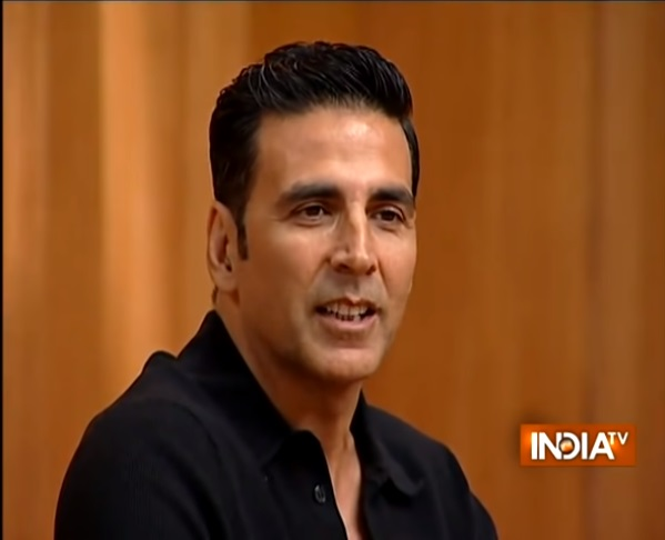 Happy Birthday Akshay Kumar 5 Times On Aap Ki Adalat When Actor Won Hearts For His Candid Answers Celebrities News India Tv
