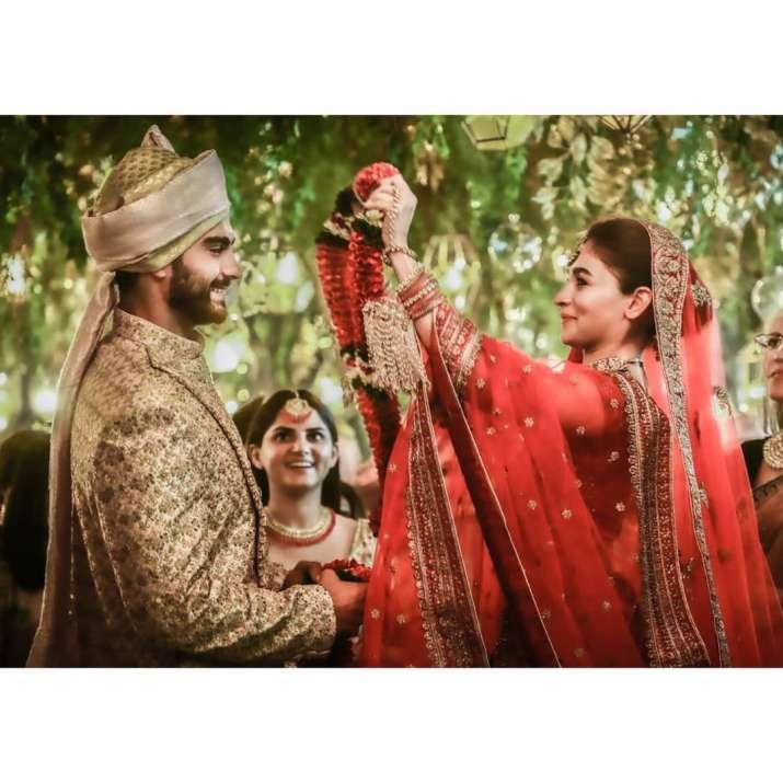 India Tv - A still from Alia Bhatt's latest advertisement video