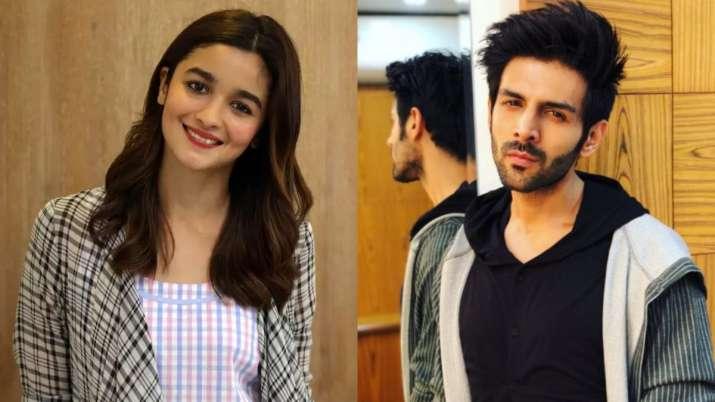 Alia Bhatt and Kartik Aaryan to star in Sanjay Leela Bhansali's Gangubai?