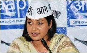 Alka Lamba disqualified from Delhi Assembly