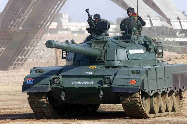 India Tv - Al-Zarrar tank