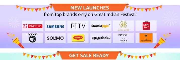 India Tv - Screenshot from Great Indian Festival Sale on Amazon