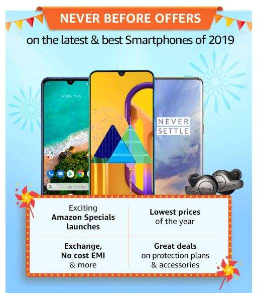 India Tv - Amazon Prime Latest offers from the Great Indian Festival Sale