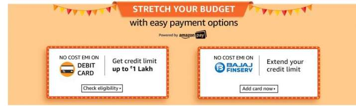 India Tv - No Cost EMI