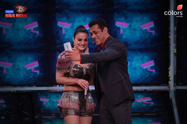 India Tv - Bigg Boss 13: Know about first luxury budget task introduced by 'Malkin' Ameesha Patel