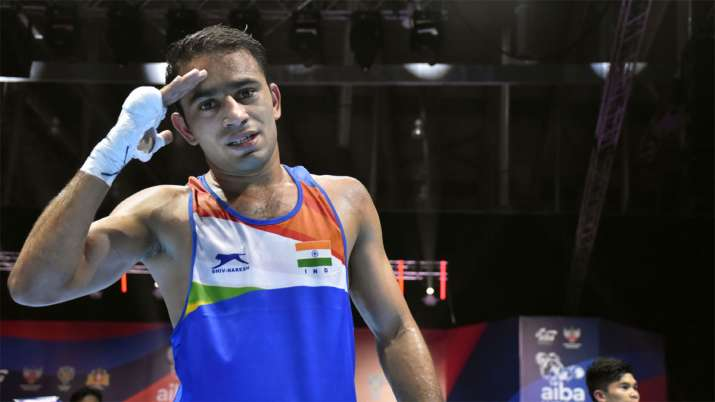 Many highs and few lows for Indian boxing in Amit Panghal's year